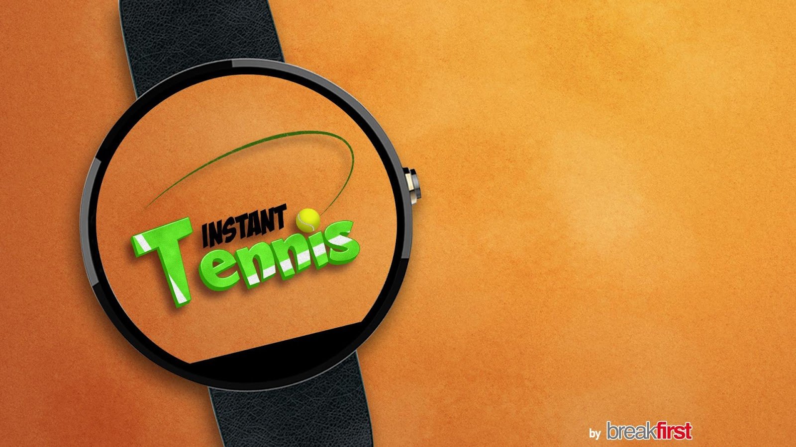 Instant Tennis Watch And.Wear (Unreleased)- screenshot