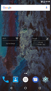 NetInfo Widget- screenshot thumbnail