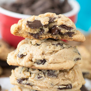 The BEST Pudding Cookies