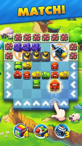 Traffic Puzzle - Cars Match 3 Game 1.49.146 screenshots 1