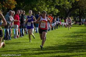 Photo: Varsity Girls 3A Mid-Columbia Conference Cross Country District Championship Meet  Buy Photo: http://photos.garypaulson.net/p552897452/e480bf258