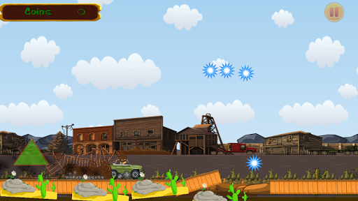 Hill jeep racing 1.0 screenshots 2