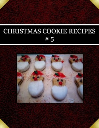 CHRISTMAS COOKIE RECIPES # 5