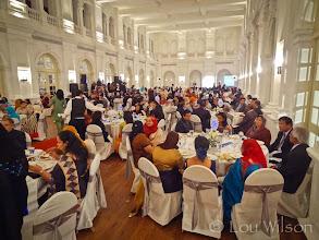 Photo: Grand Ball Room Jennet and Glenn's Wedding Reception Colombo Sri Lanka
