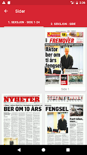 Fremover- screenshot thumbnail