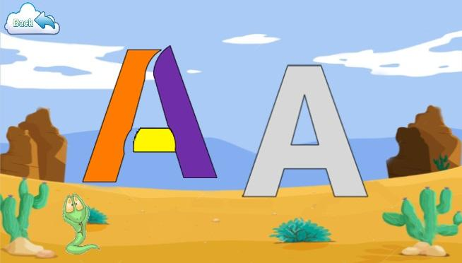 ABC Alphabet Learning: Grammar, Writing, Puzzle- screenshot