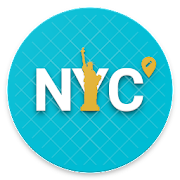 Mappe NYC : New York tourist travel guide