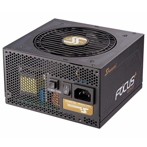 Nguồn/ Power Seasonic 1000W Focus FM-1000 - 80 Plus Gold