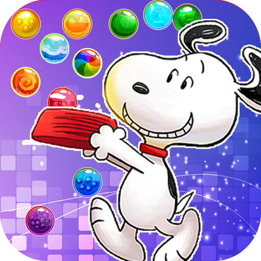 Snoopey Bubble Pop 2018 - Crush Shooter (game)