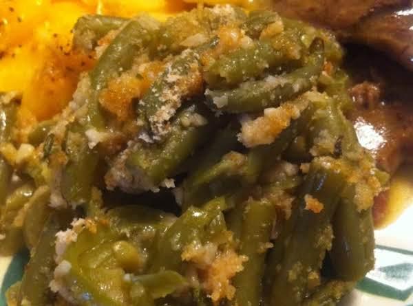 Oh So Easy Tasty Green Beans Recipe
