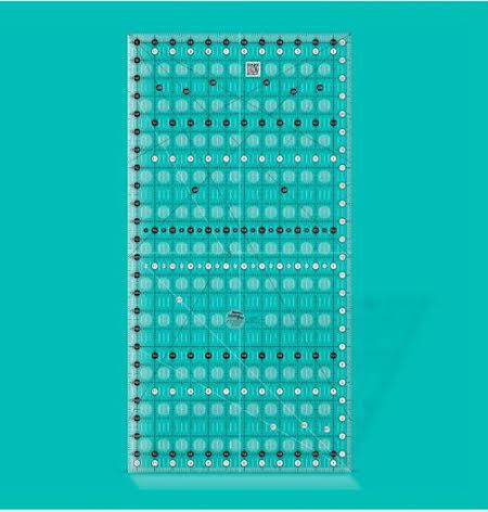 "Creative Grids Big Easy linjal 12 1/2 x 24 1/2 "" (16573)"