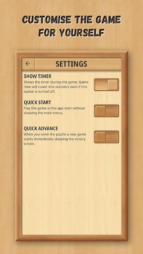 Sliding Puzzle: Wooden Classics filehippodl screenshot 5