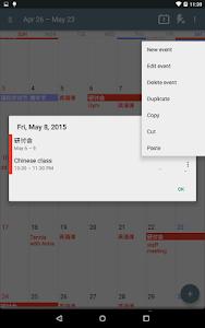 Calendar + Planner Scheduling v1.07.06