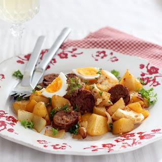 Italian Sausage Breakfast Hash