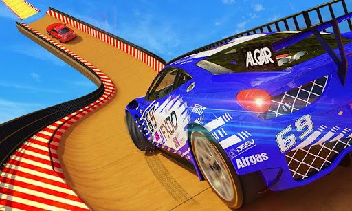Ramp Car Stunts Racing - Extreme Car Stunt Games 1.35 screenshots 8