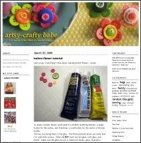 artsy-craftybabe