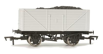 Photo: A006 8 Plank Open Wagon
