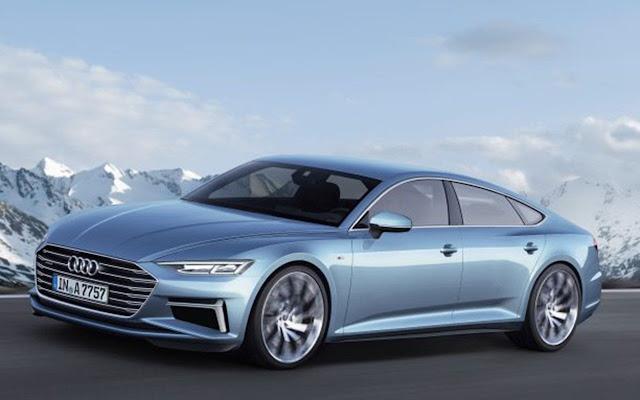 Audi A6 Themes & New Tab