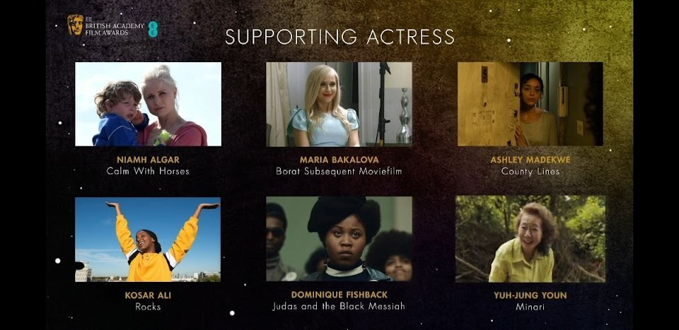 supporting actress minari