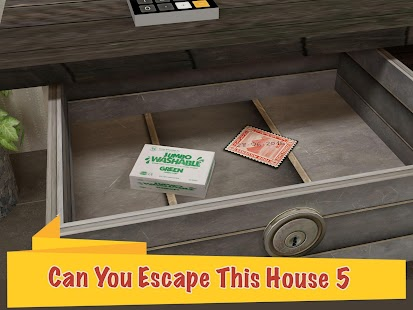 Can You Escape this House 5- screenshot thumbnail