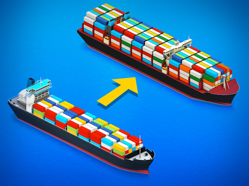 Idle Ship Tycoon: Port Manager Simulator apkdebit screenshots 16