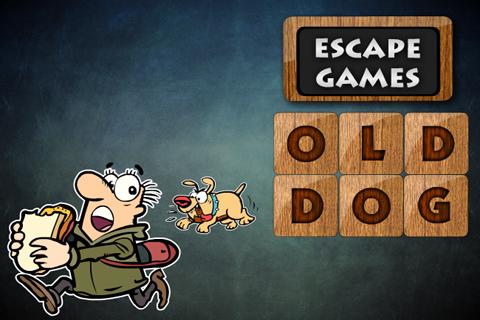 逃脱游戏:老狗
