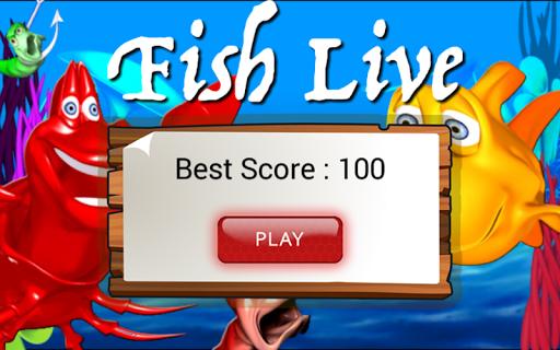 Escape Shark Fish Live