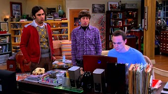 Sheldon und der Troll