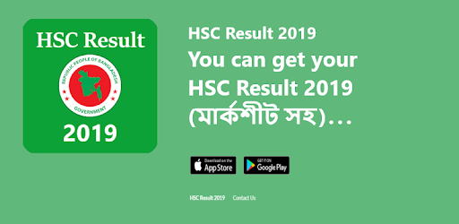 Get HSC or equivalent exam result of all education board in Bangladesh in 2019