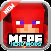 Hero Mods For MCPE