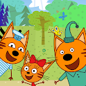 Kid-E-Cats: Kitty Cat Games! icon