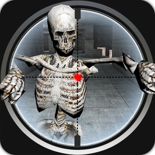 Fight Skull In Dungeon : Survival (One Life)