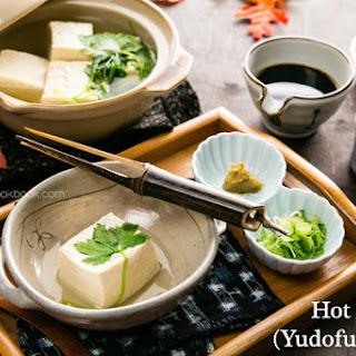 Hot Tofu (Yudofu)