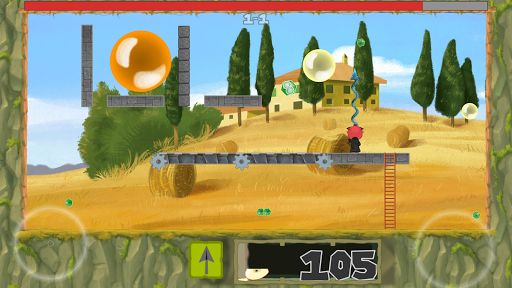 Bubble Struggle: Adventures screenshot 2