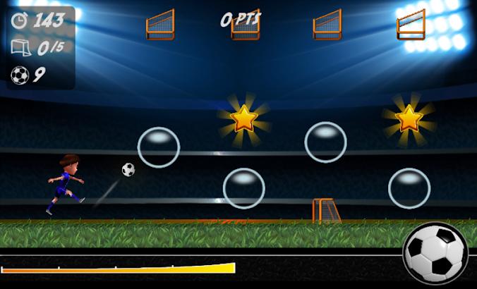 GIBA Soccer screenshot