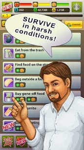 Hobo World – life simulator Apk Download For Android and Iphone 3