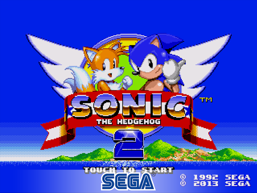 Sonic The Hedgehog 2 Classic 1.0.9 screenshots 1