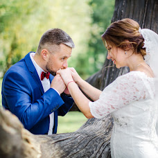 Wedding photographer Anna Yureva (Yuryeva). Photo of 08.12.2017
