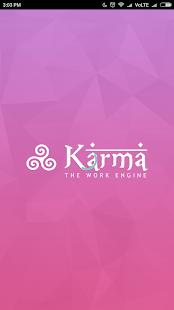 Karma - The Work Engine - náhled