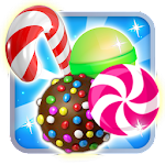 Candy Match 3 Fever Icon