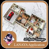 3D floor Design