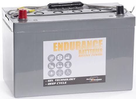 GEL Batteri 12V 119Ah