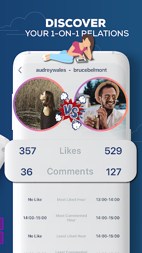 Followers & Likes Tracker for Instagram - Repost 1.8.5 screenshots 2