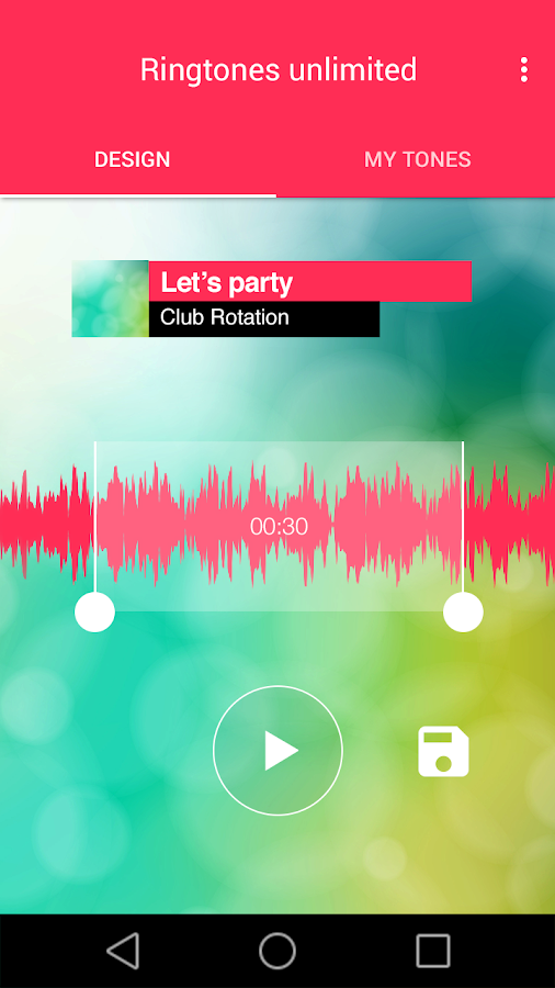 Your Ringtones & Notifications- screenshot