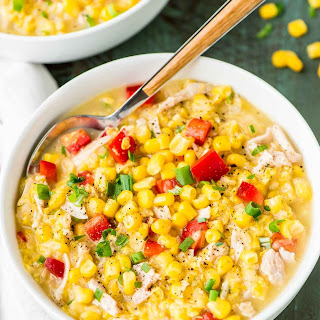 Canned Corn Chowder Recipes