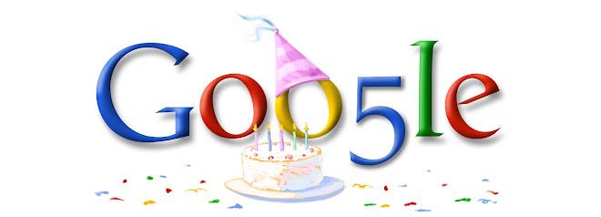 5 Jahre Google