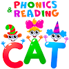 Phonics: Reading Games for Kids & Spelling Apps 대표 아이콘 :: 게볼루션