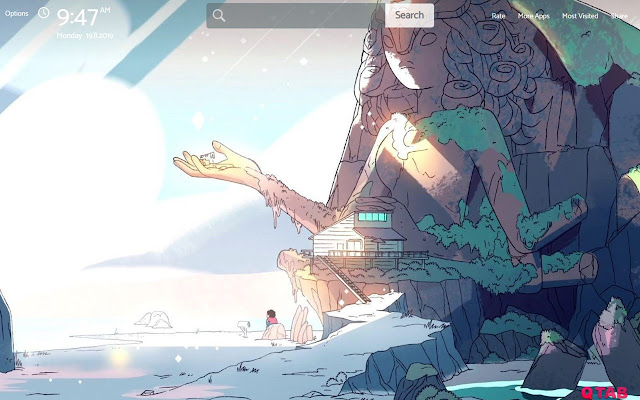 Steven Universe Wallpapers New Tab Theme
