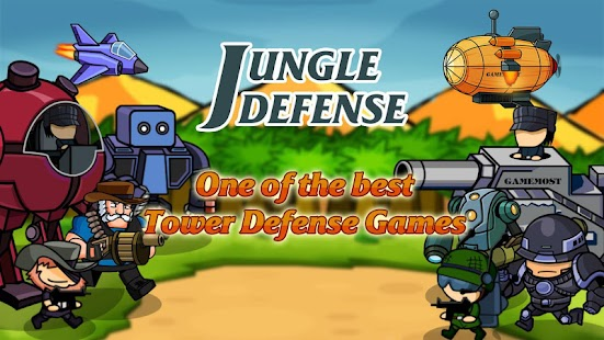 Jungle Defense TD- screenshot thumbnail