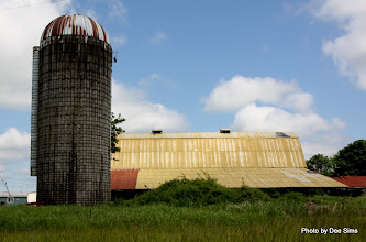Photo: (Year 2) Day 343 - Old Corn Silo